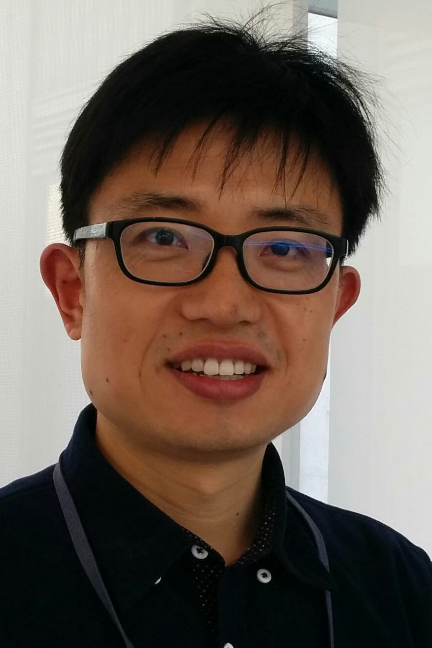 Photo of Bingzhang Chen