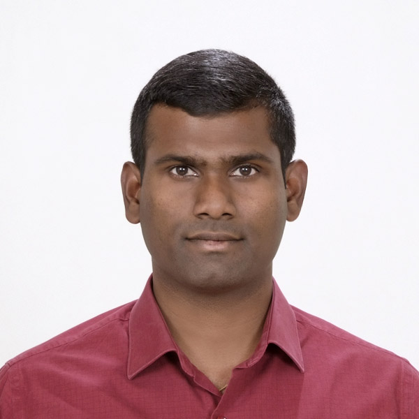 Photo of Naresh Gunasekar